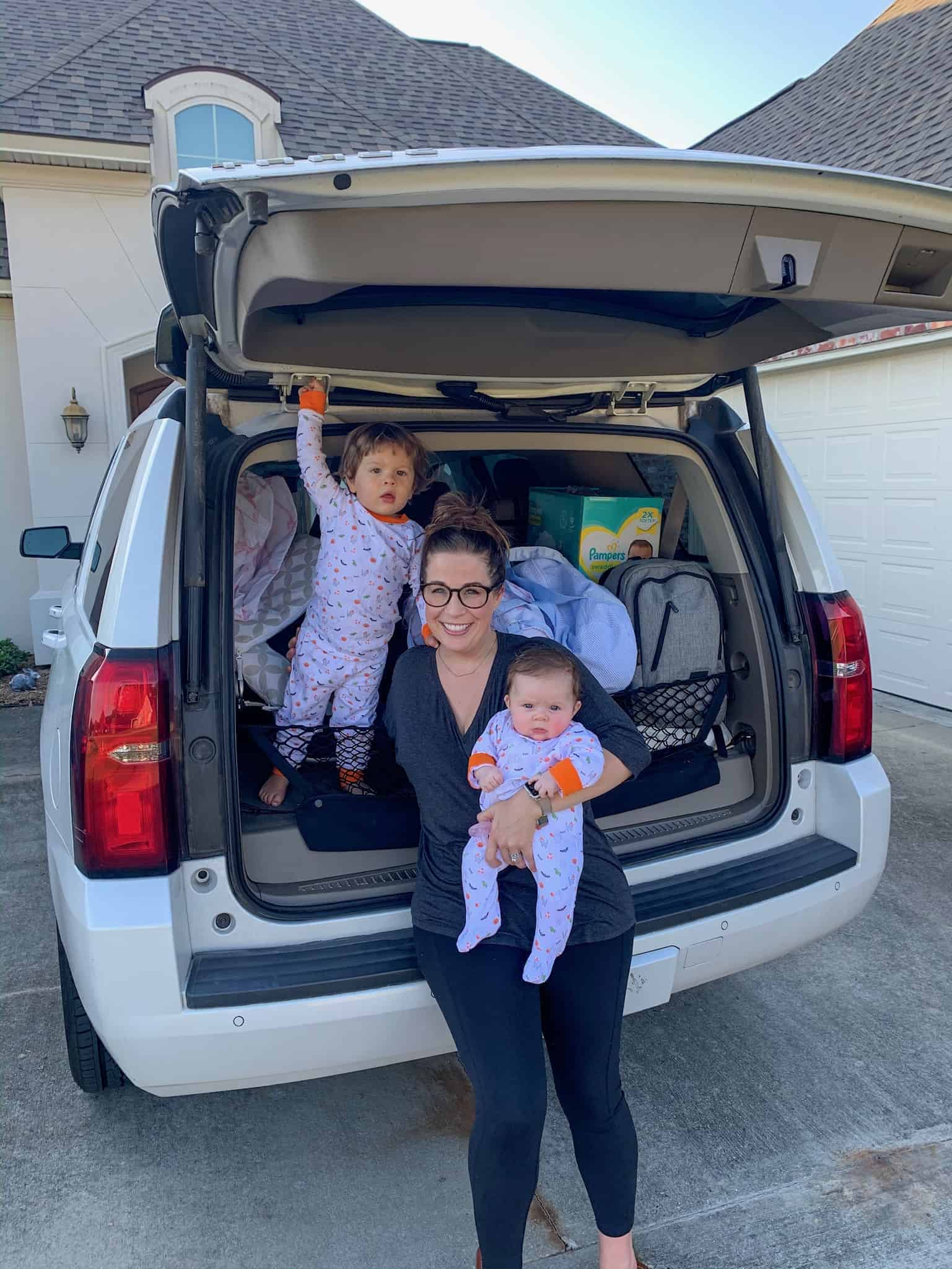 Road Trip with Tots