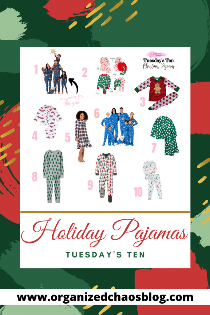 My kids and I would wear PJs 24/7 if it was socially acceptable. One of the best parts of this time of year is getting cozy in Christmas jammies and watching a movie. Today I'm sharing my ten favorite places to buy holiday pajamas.