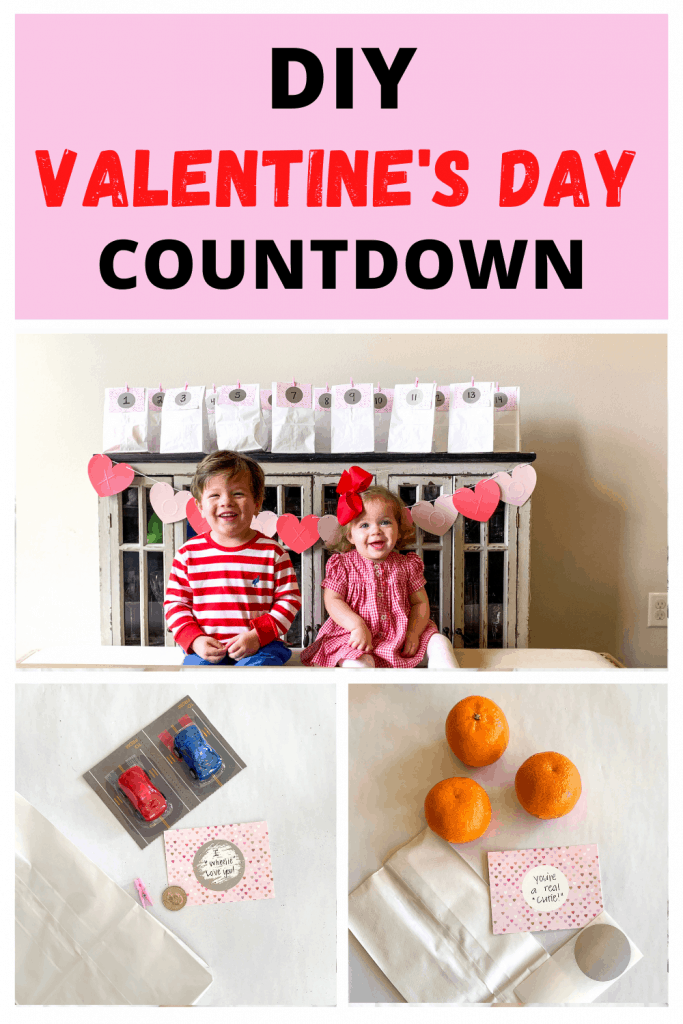 I received such great feedback from my Countdown to Christmas activity bundle, that I decided to create a similar one for Valentine's Day.  Today I'm sharing exactly how I made this fun scratch-off DIY Valentine's Day Countdown so you can recreate it for your own kids!The best part about this DIY is that it is so customizable. It can also be really inexpensive, too! You can include whatever treats and surprises you want to give your kids. I went to the Target dollar spot to find a lot of the items I used.