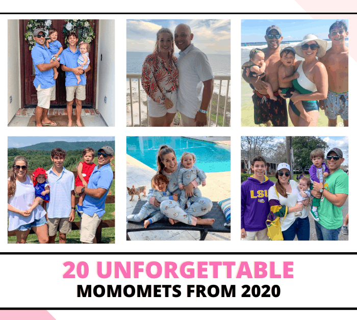 I think we can all agree that 2020 was a year that we will never forget. I could easily dwell on all the negative parts; however, I would rather focus on the good times with family and the many blessings that this year brought us. Today I'm sharing my top 20 unforgettable memories from 2020.