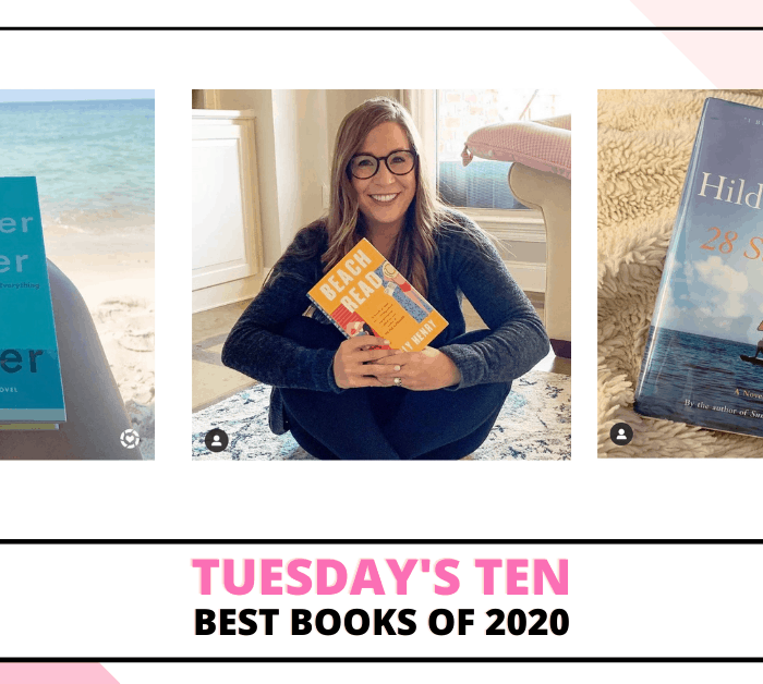 Best Books of 2020 | Tuesday's Ten