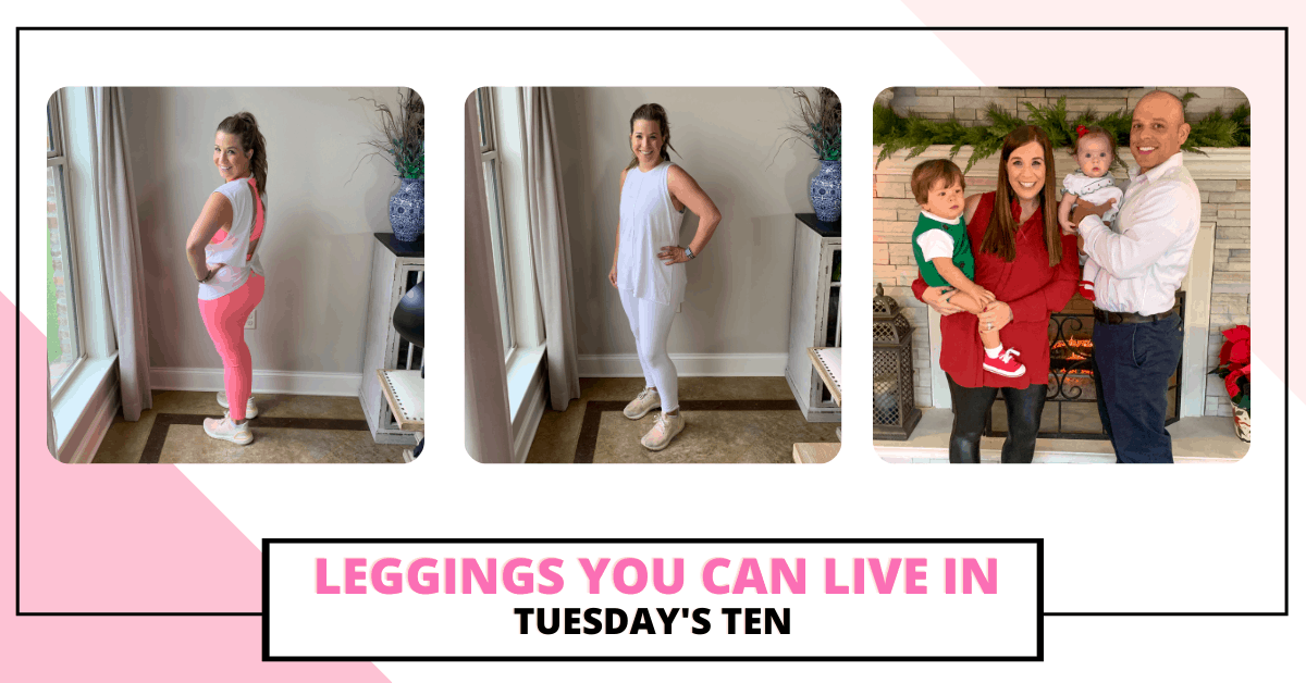 In my world, leggings are pants...#momlife. Today I'm sharing my favorites....leggings you can live in they are so comfortable. Trust me, I've tried them all.