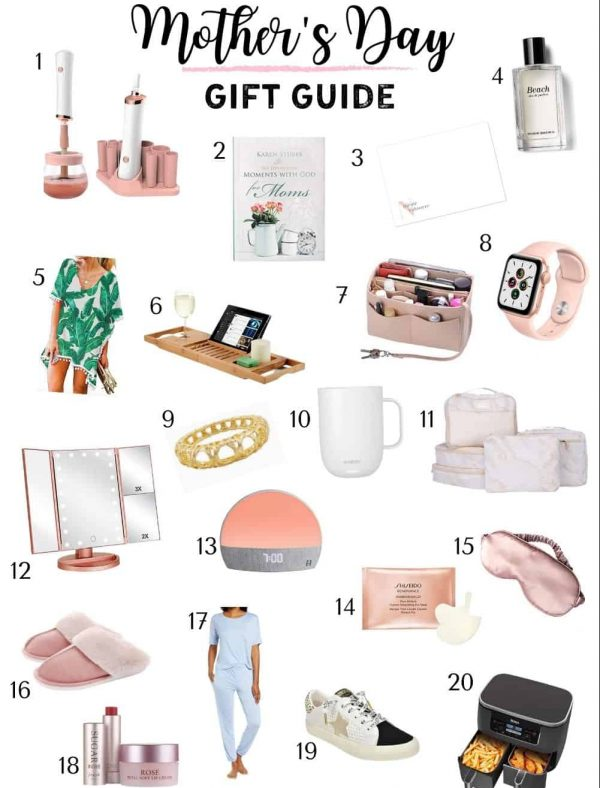 Mother's Day Gift Guide for every type of mom
