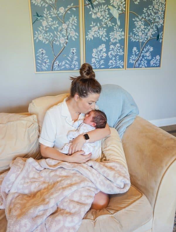Postpartum Essentials and survival tips